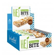 HEJ Natural Bite Kokosnuss 12x40g Box