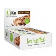 HEJ Protein Bar Schokolade&Mandel 12x60g Box