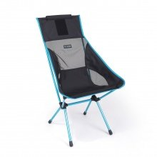 Helinox Campingstuhl Sunset Chair schwarz/blau