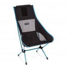 Helinox Campingstuhl Chair Two schwarz/blau