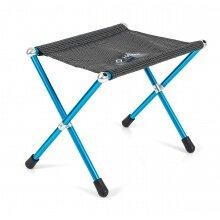 Helinox Campingstuhl Sitzhocker Speed Stool schwarz/blau