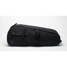 Hildebrand Racketbag Canvas schwarz 6er