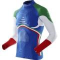 X-Bionic Energy Accumulator Evo Turtle Neck Italia Herren (Größe S/M)