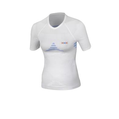 X-Bionic Energizer Shirt Short Sleeves weiss Damen (Größe XS)
