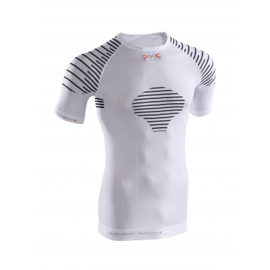 X-Bionic Invent Light Shirt Short Sleeves weiss Herren
