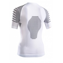 X-Bionic Invent Light Shirt Short Sleeves weiss Damen