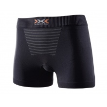 X-Bionic Invent Light Boxer Short schwarz Damen