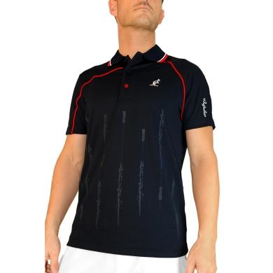 Australian Polo Lines 2012 navy/rot Herren