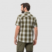 Jack Wolfskin Kurzarmhemd Hot Chilli 2018 grün Herren