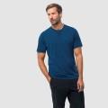Jack Wolfskin Tshirt Crosstrail dunkelblau Herren