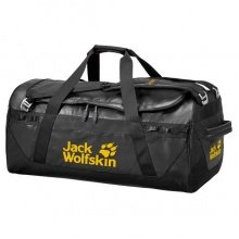 Jack Wolfskin Tasche Expedition Trunk schwarz 100 Liter