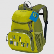Jack Wolfskin Rucksack Little Joe 2019 Kinder lime grün 11 Liter