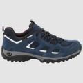 Jack Wolfskin Vojo Hike 2 Texapore Low dunkelblau Outdoorschuhe Herren