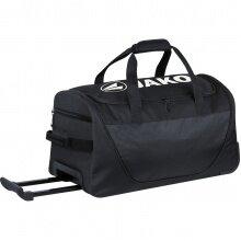 JAKO Reisetasche mit Rollen 60 L schwarz