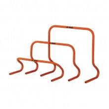 JAKO Hürden (6x Hürden mit 30cm Höhe) 6er Set