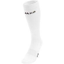 JAKO Socke Kompression weiss 1er