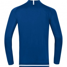 JAKO Langarmshirt 1/4 Zip Striker 2.0 2019 blau/weiss Boys