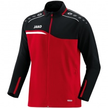 JAKO Trainingsjacke Competition 2.0 2018 rot/schwarz Herren