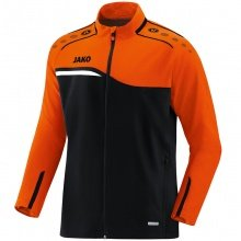 JAKO Trainingsjacke Competition 2.0 2018 schwarz/neonorange Herren