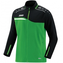 JAKO Trainingsjacke Competition 2.0 2018 grün/schwarz Herren