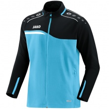 JAKO Trainingsjacke Competition 2.0 2018 aqua/schwarz Herren
