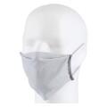 Jamiks Mund- und Nasenmaske - wiederverwendbar - grau