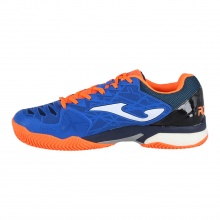 Joma Ace Pro Clay 2017 blau/orange Tennisschuhe Herren