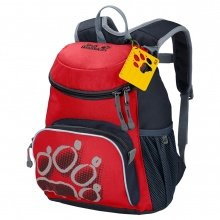 Jack Wolfskin Rucksack Little Joe 2019 Kinder rot 11 Liter