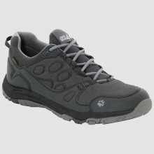 Jack Wolfskin Activate Texapore Low dunkelgrau Outdoorschuhe Herren