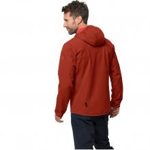 Jack Wolfskin Softshelljacke Northern Point rot Herren