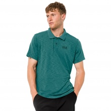Jack Wolfskin Polo Travel 2020 emerald grün Herren