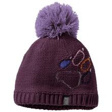 Jack Wolfskin Mütze Paw Knit violett Kinder