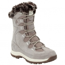 Jack Wolfskin Glacier Bay Texapore High hellgrau Outdoorschuhe Damen
