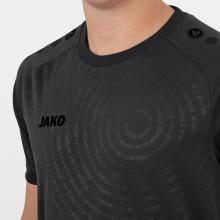 JAKO Sport-Tshirt (Trikot) World asphaltschwarz Herren