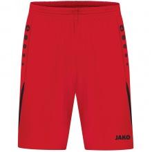 JAKO Sporthose (Short) Challenge rot Herren