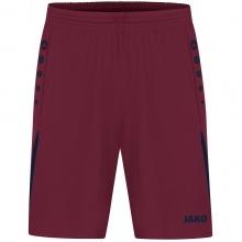 JAKO Sporthose (Short) Challenge kastanienbraun Herren