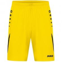JAKO Sporthose (Short) Challenge gelb Herren