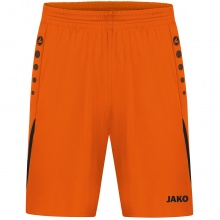 JAKO Sporthose (Short) Challenge neonorange Herren