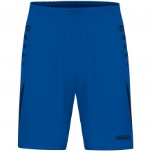 JAKO Sporthose (Short) Challenge royalblau Herren