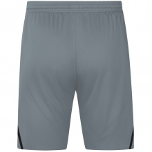 JAKO Sporthose (Short) Challenge steingrau Herren