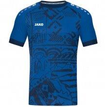 JAKO Sport-Tshirt (Trikot) Tropicana dunkelblau Herren