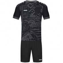 JAKO Sport-Tshirt (Trikot) Tropicana schwarz/anthrazit Herren
