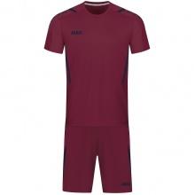 JAKO Sport-Tshirt (Trikot) Challenge lila Herren
