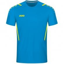 JAKO Sport-Tshirt (Trikot) Challenge hellblau Herren