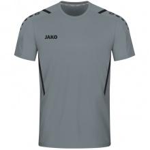 JAKO Sport-Tshirt (Trikot) Challenge grau Herren
