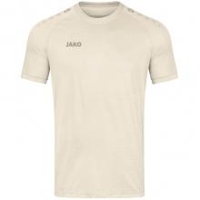 JAKO Sport-Tshirt (Trikot) World cremeweiss Herren