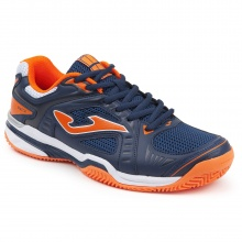 Joma Match Clay 2018 navy/orange Tennisschuhe Herren