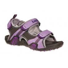 Kamik Crocodile purple Sandale Kinder