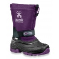 Kamik Waterbug 5X purple Winterschuhe Kinder (Größe 38)
