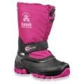 Kamik Waterbug 5X pink Winterschuhe Kinder